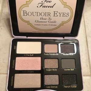 Too Faced Boudoir Eyes Palette BNIB